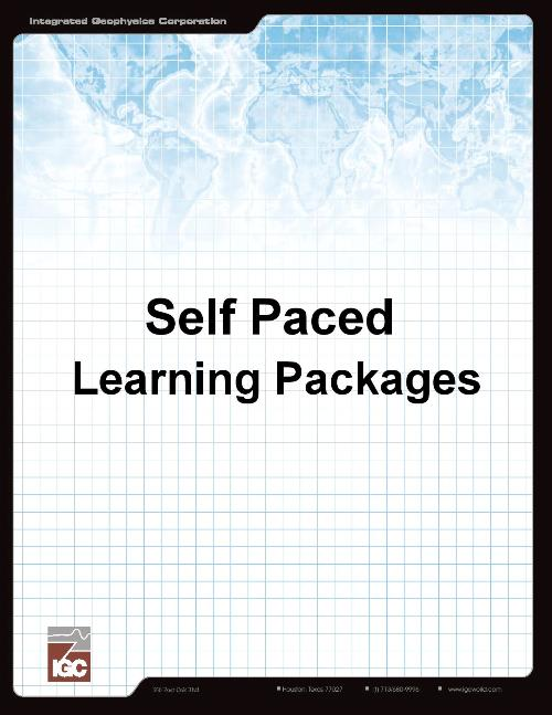 Self Paced Learning Packages